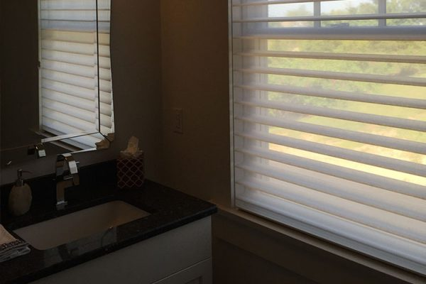 Silhouette® Window Shadings Close Up