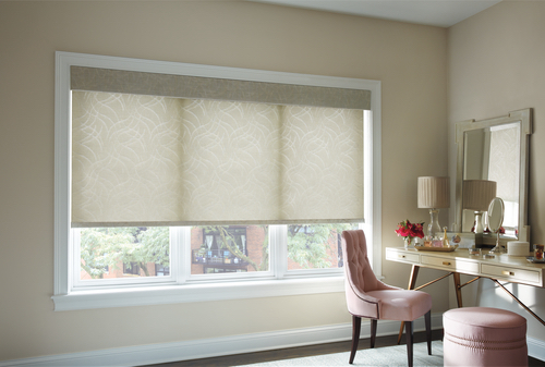 Custom Clutch Roller Shades