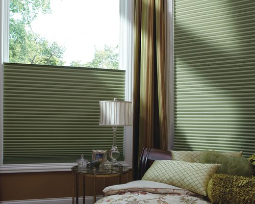 duette honeycomb shades top down