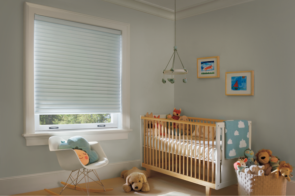 Sonnette™ Cellular Roller Shades Nursey