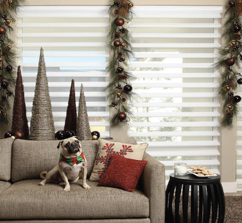Welcoming window treatments for this fall