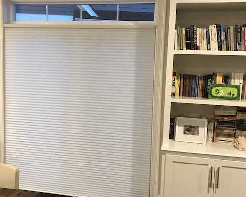 Hunter Douglas energy efficient shades
