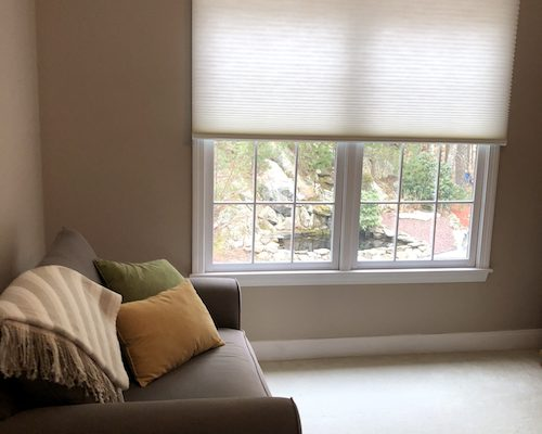 Hunter Douglas energy efficient window shades