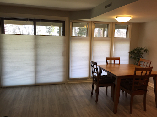 Top Down Bottom Up Cellular Shades