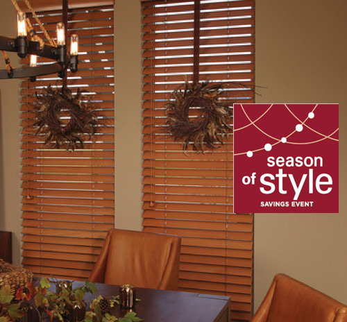 Season of Style Savings Event